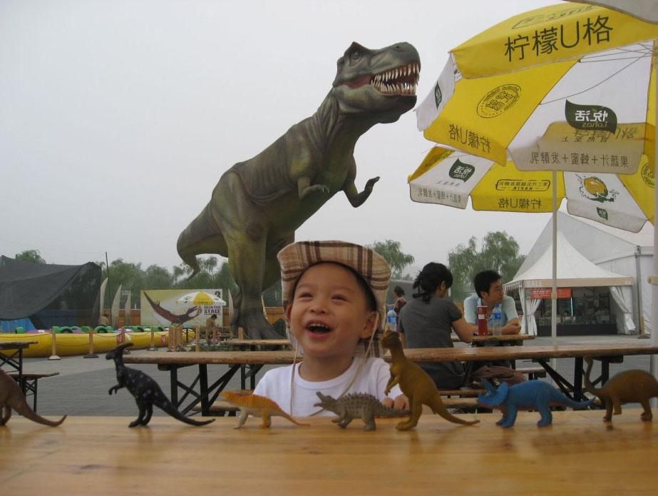 仿真恐龙行业的未来你怎么看?