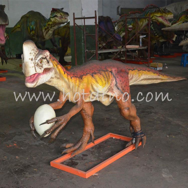 真有恐龙喜欢偷蛋?
