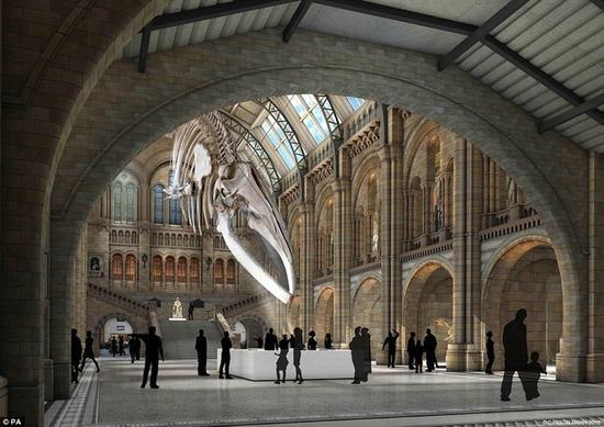 谷歌和伦敦博物馆用VR技术复活恐龙