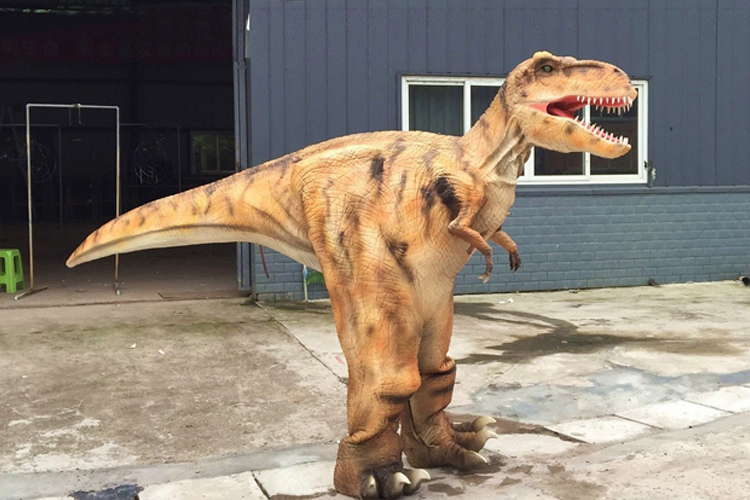 自贡恐龙衣服能否做得更好?